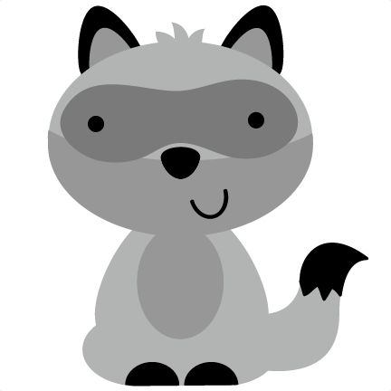Cute Raccoon Clipart Images & Pictures - Becuo