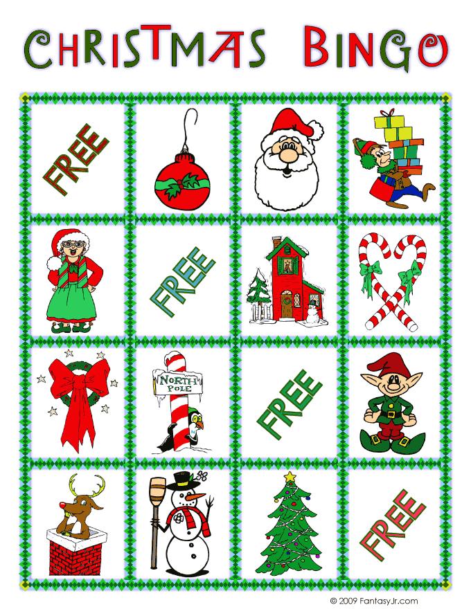 Free Bingo Clip Art - Cliparts.co