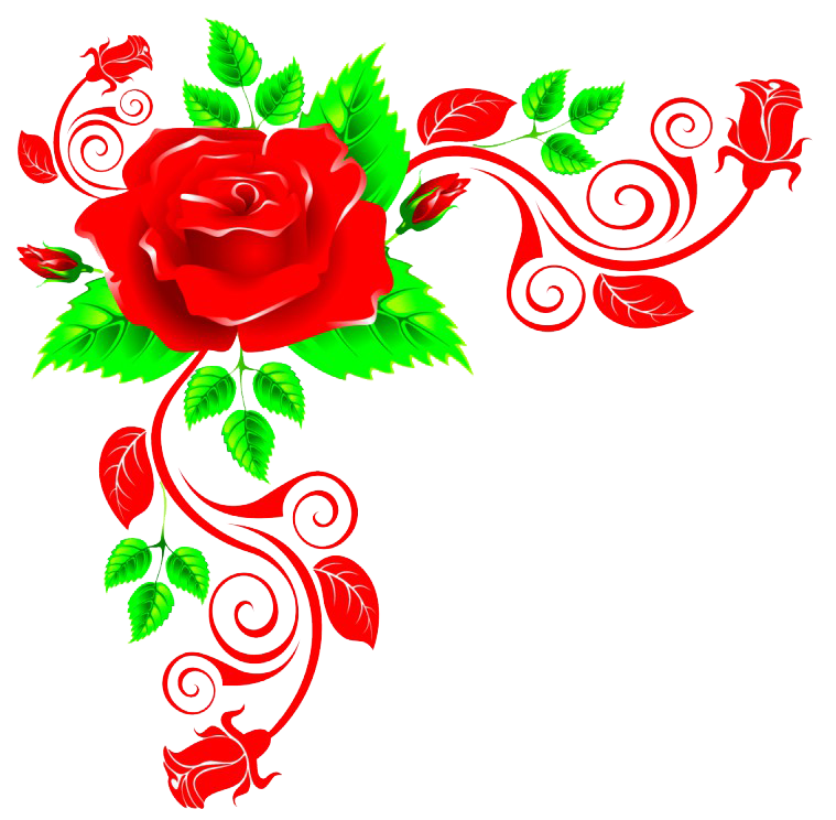 Vector Rose Cliparts Co