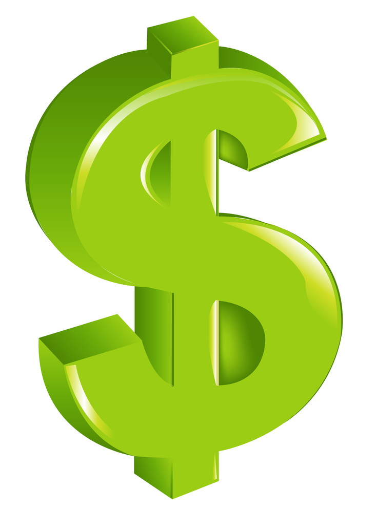 Dollar Signs Clip Art - Cliparts.co