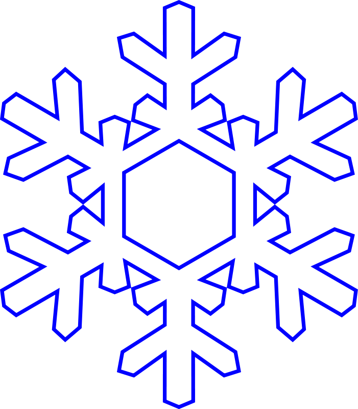 Snowflake Transparent - Cliparts.co