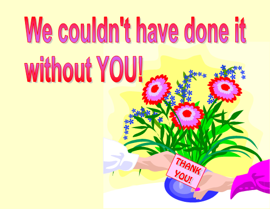 Thank You Volunteer Clipart - Cliparts.co