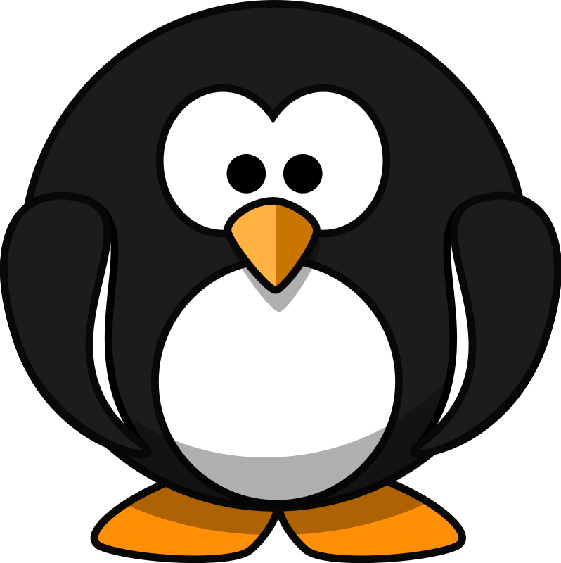 How to Draw a Cute Penguin Cartoon Cute Penguin Cartoon Images