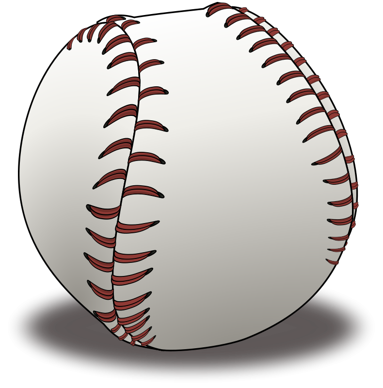 Free to Use & Public Domain Baseball Clip Art