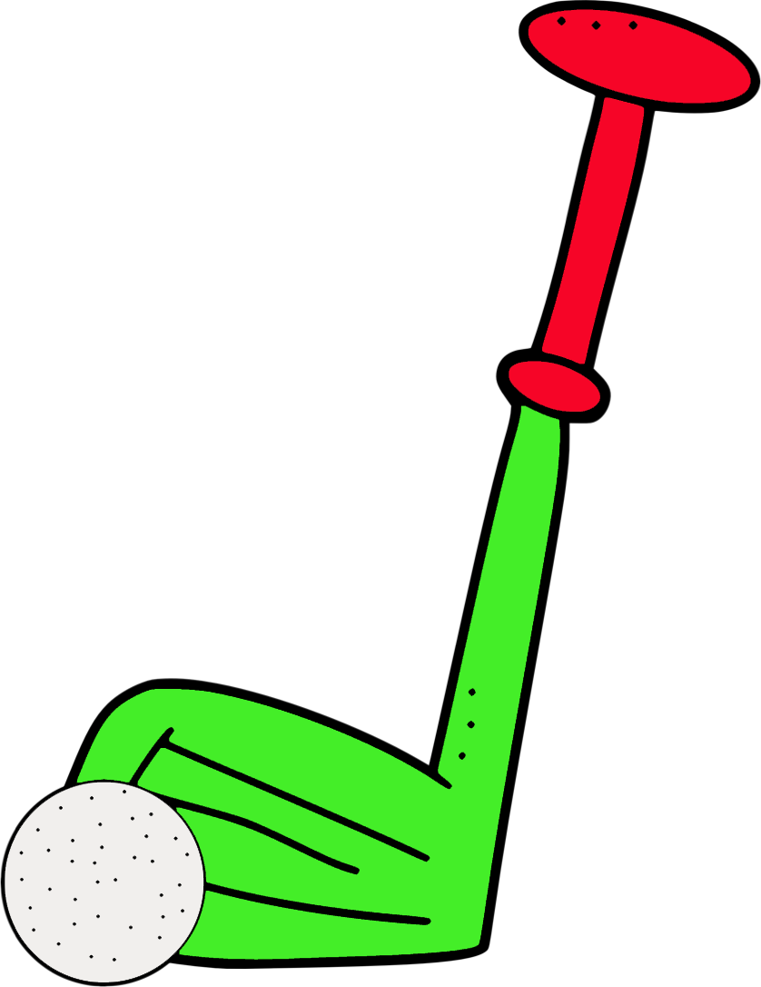 free golf clipart pictures - photo #30