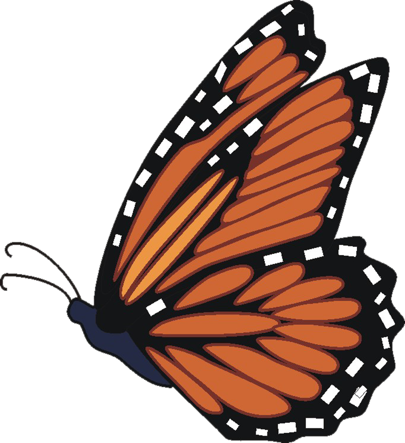 Free Clip Art Butterfly - Cliparts.co