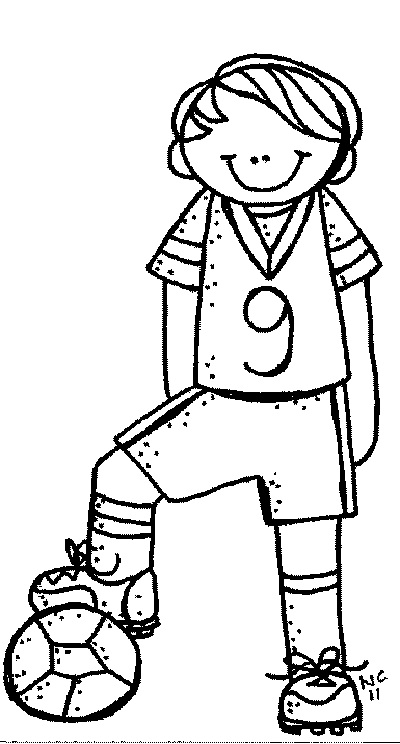 Sports Clipart Black And White | Clipart Panda - Free Clipart Images