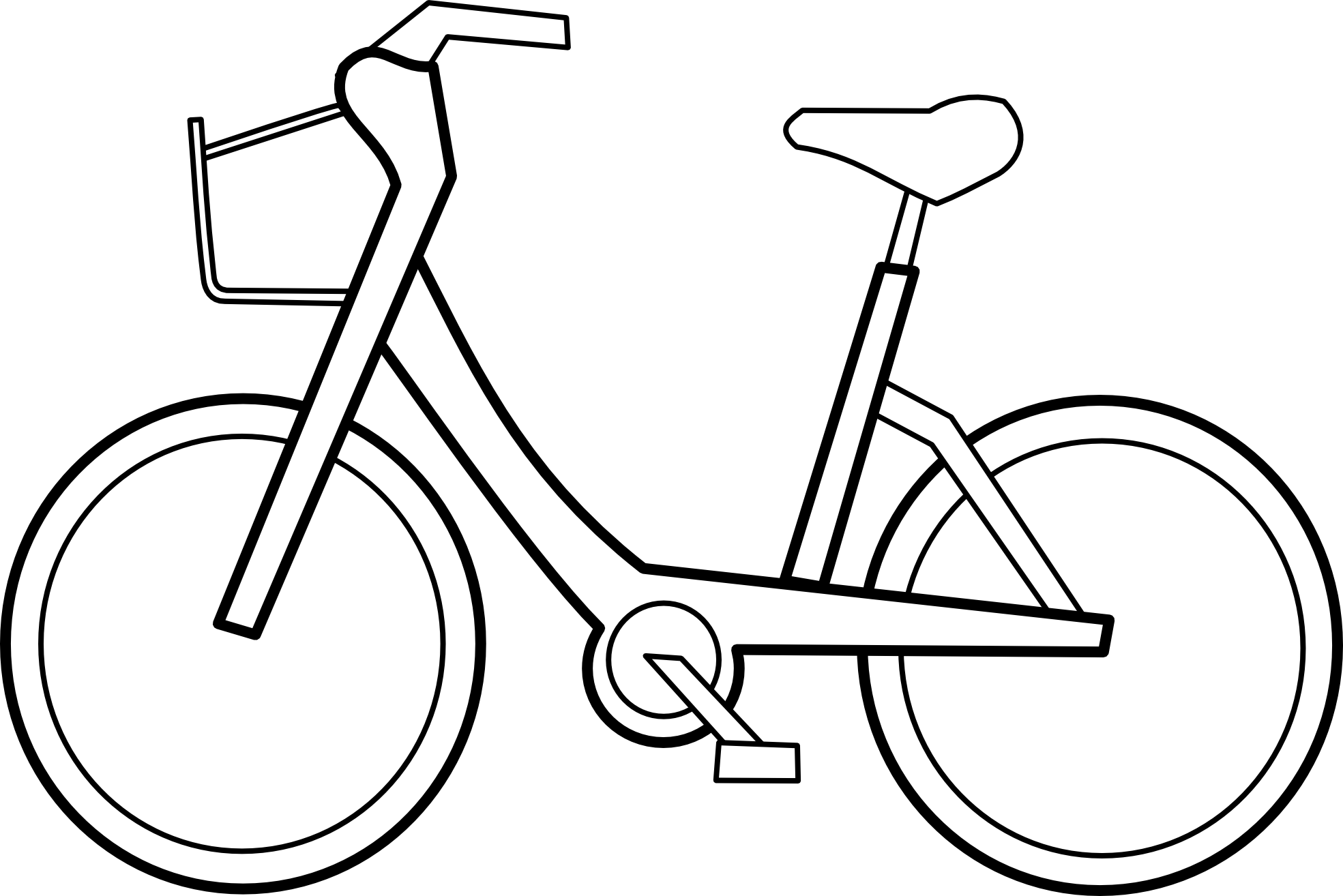 Bicycle Clipart Cliparts Co