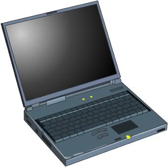 Laptop Computer clip art