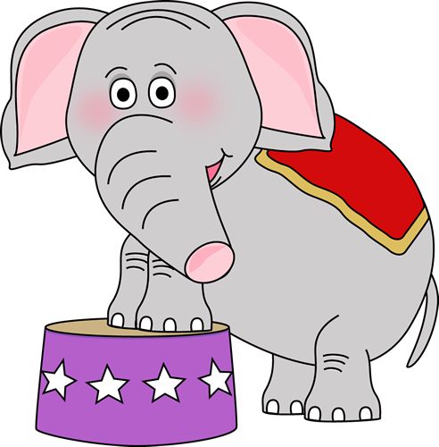 Cute Elephant Clip Art - Cliparts.co