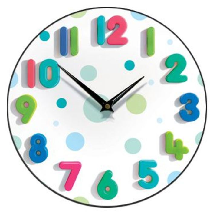 Large-wall-clocks-Kids-with- ... - Cliparts.co