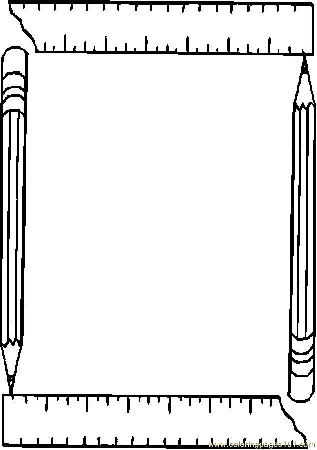 School Page Borders - Cliparts.co