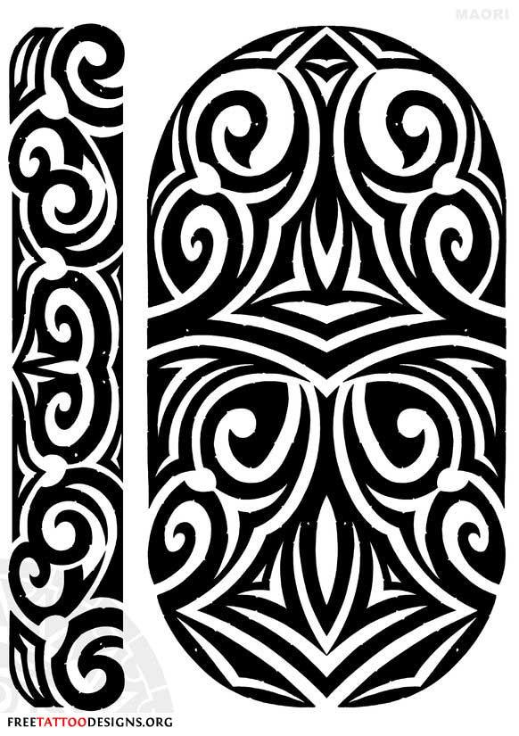 Traditional Maori Tattoos