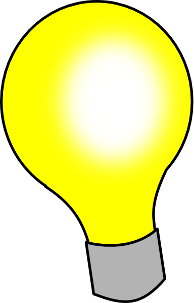 yellow led clipart - photo #40