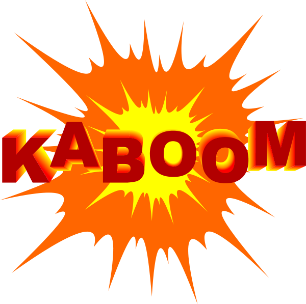 clipart explosion download - photo #16