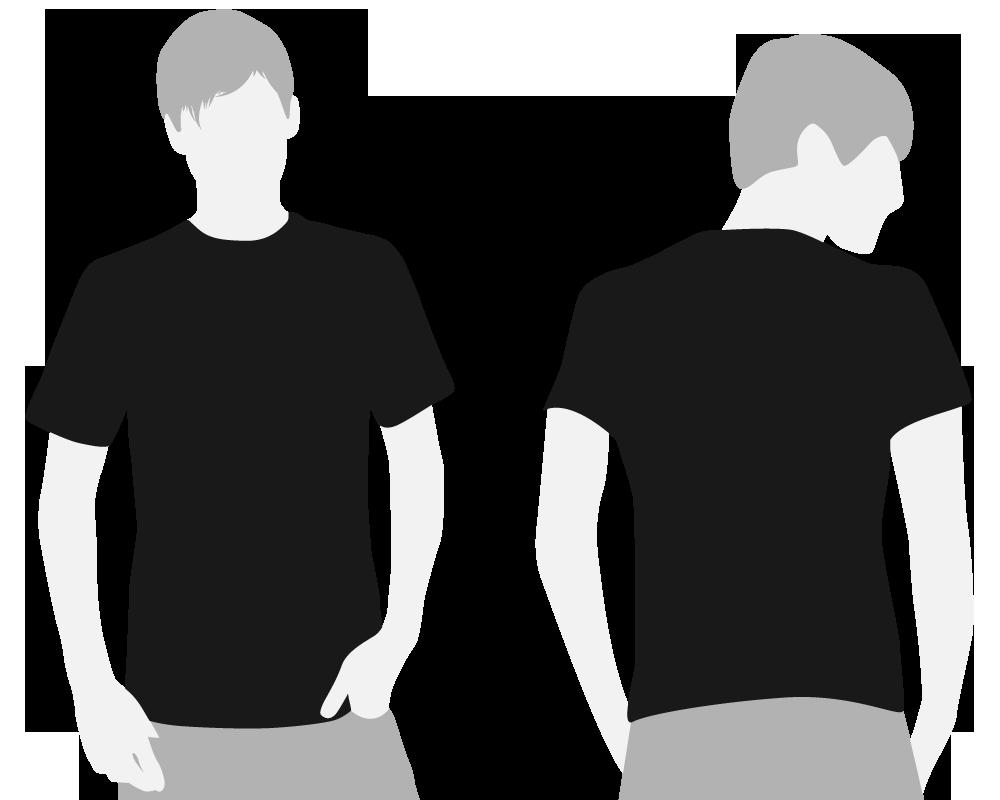 T Shirt Printing Templates Cliparts Co