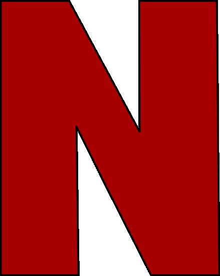 Letter n clipart - N letter images ...