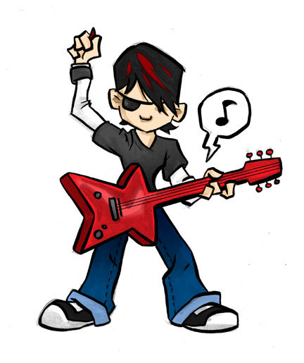 rock star background clipart rh worldartsme com rock star clip art black and white rock star clip art for kids