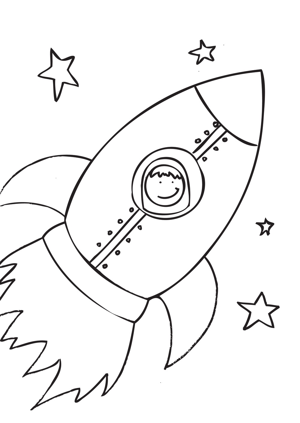 Rocket Ship Pictures For Kids