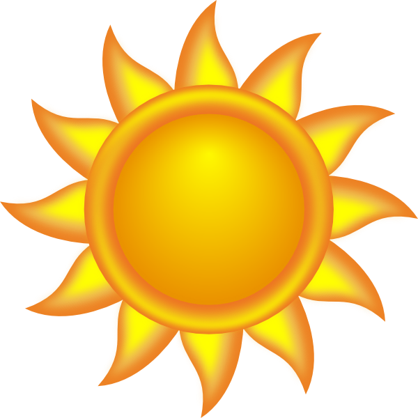 Pics Of Cartoon Suns - ClipArt Best