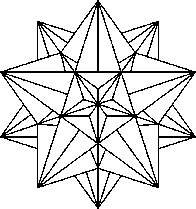 Line Drawing Star : Star line drawing cliparts