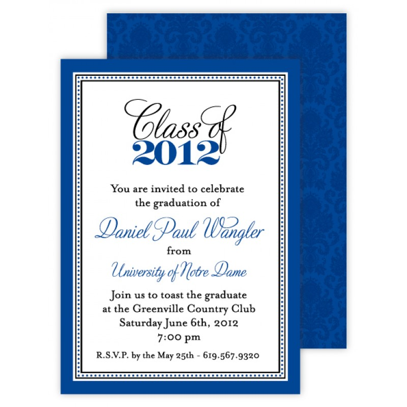 Photo Graduation Invitation with beautiful invitations ideas
