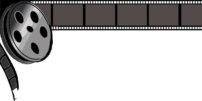 Movie Reel Border - Cliparts.co