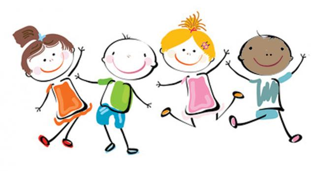 Happy Kids Clipart | Clipart Panda - Free Clipart Images