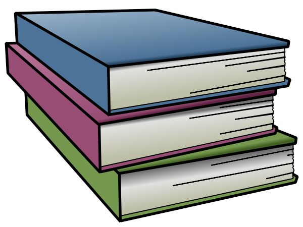 Cartoon Stack Of Books Free Image - ClipArt Best