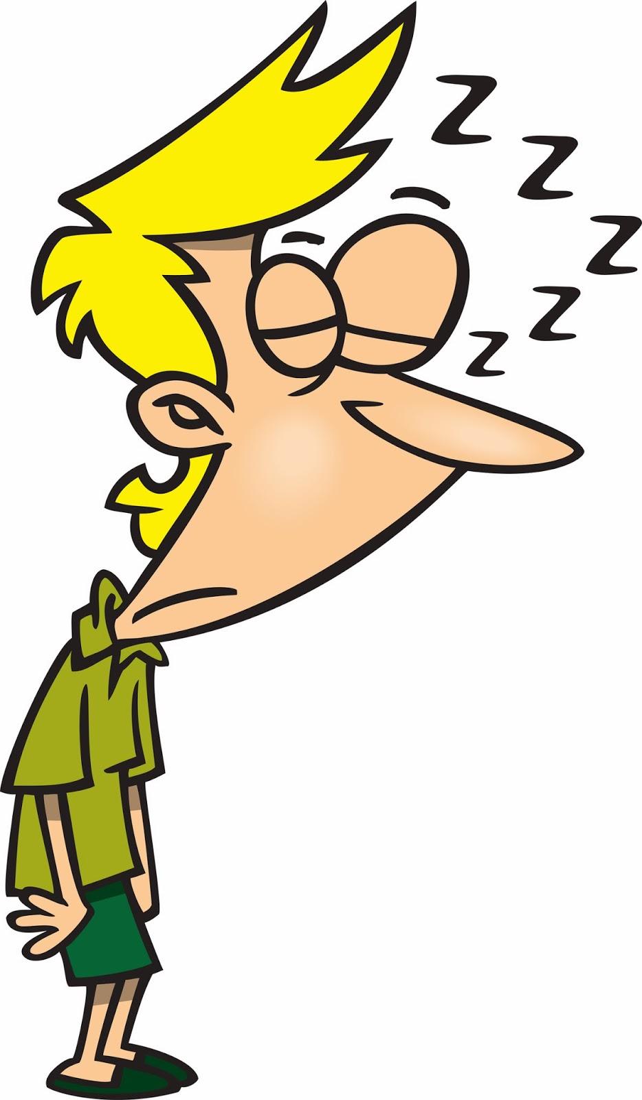 clipart sleepy