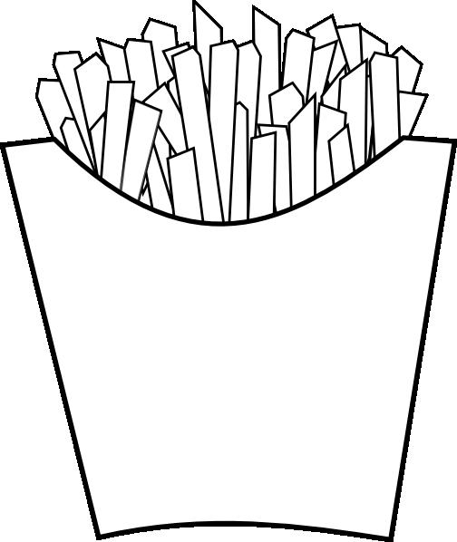 Раскраски чипсы распечатать