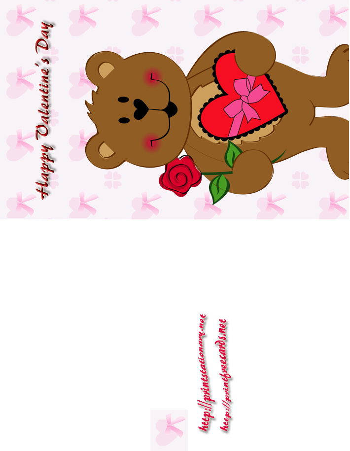 graphic about Valentine Borders Free Printable identify Free of charge Printable Valentine Clipart