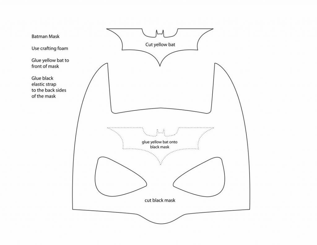 Выкройка костюма бэтмена своими руками 81
