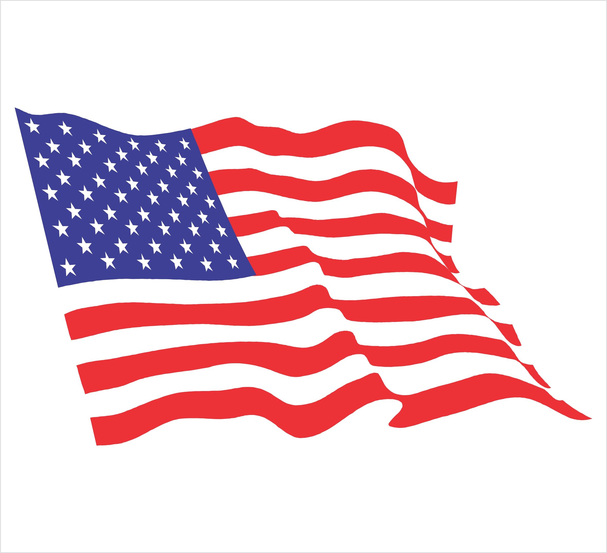 american flag 50 stars clip art