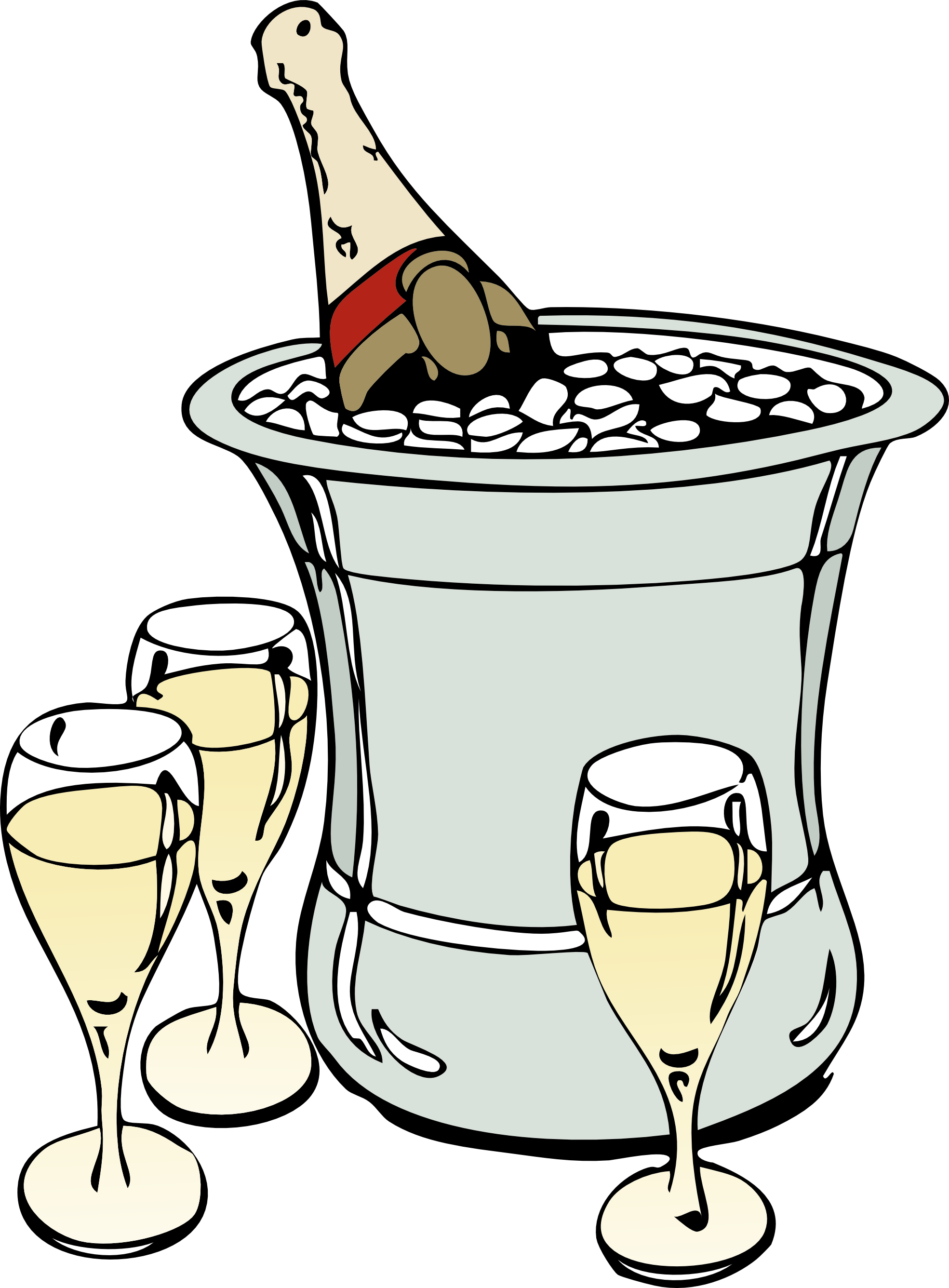 Champagne Clip Art - Cliparts.co
