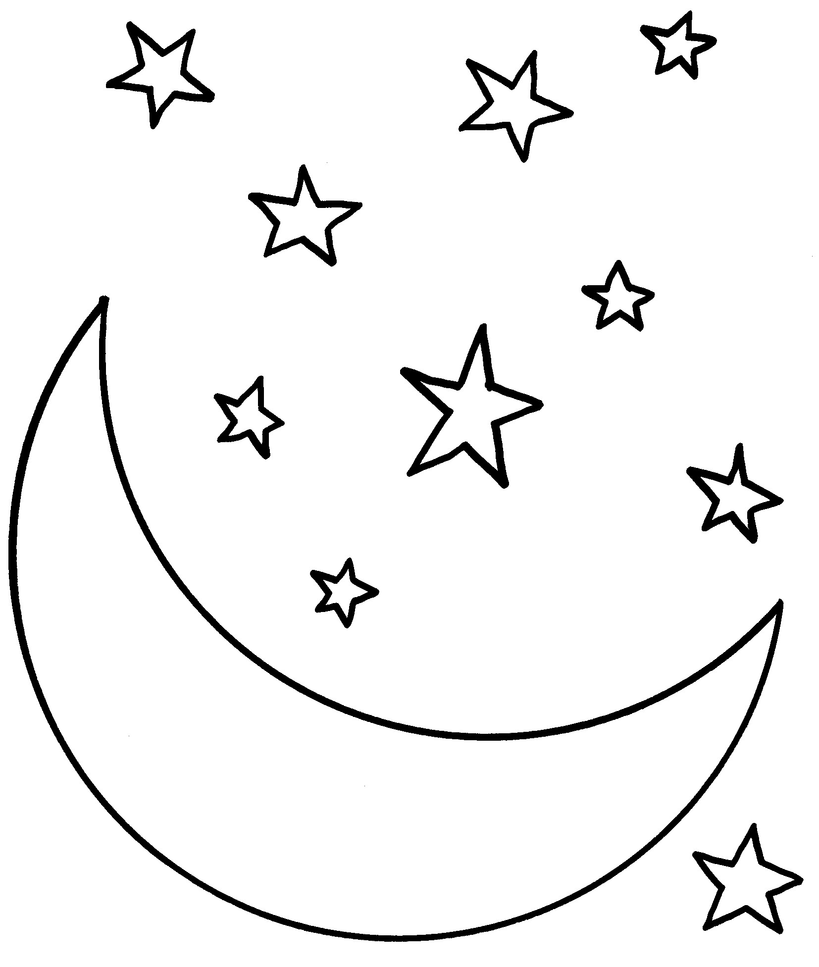 Stars Drawings - Cliparts.co