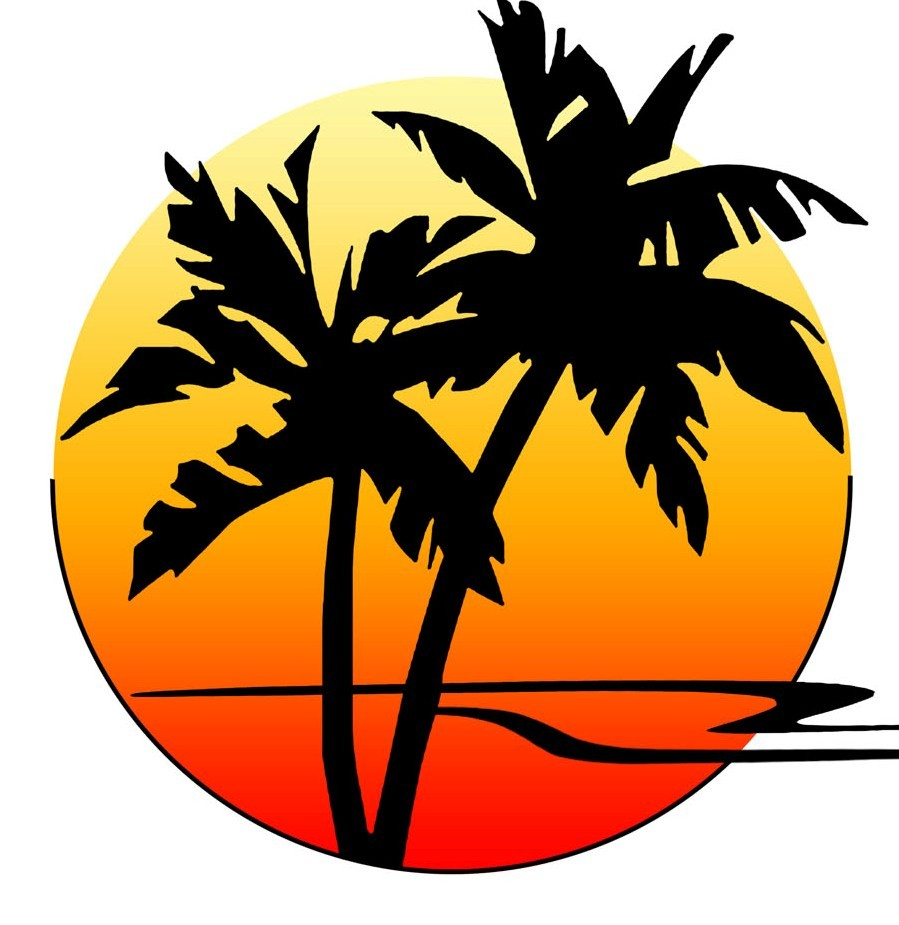 Palm Tree Logo Images - Cliparts.co