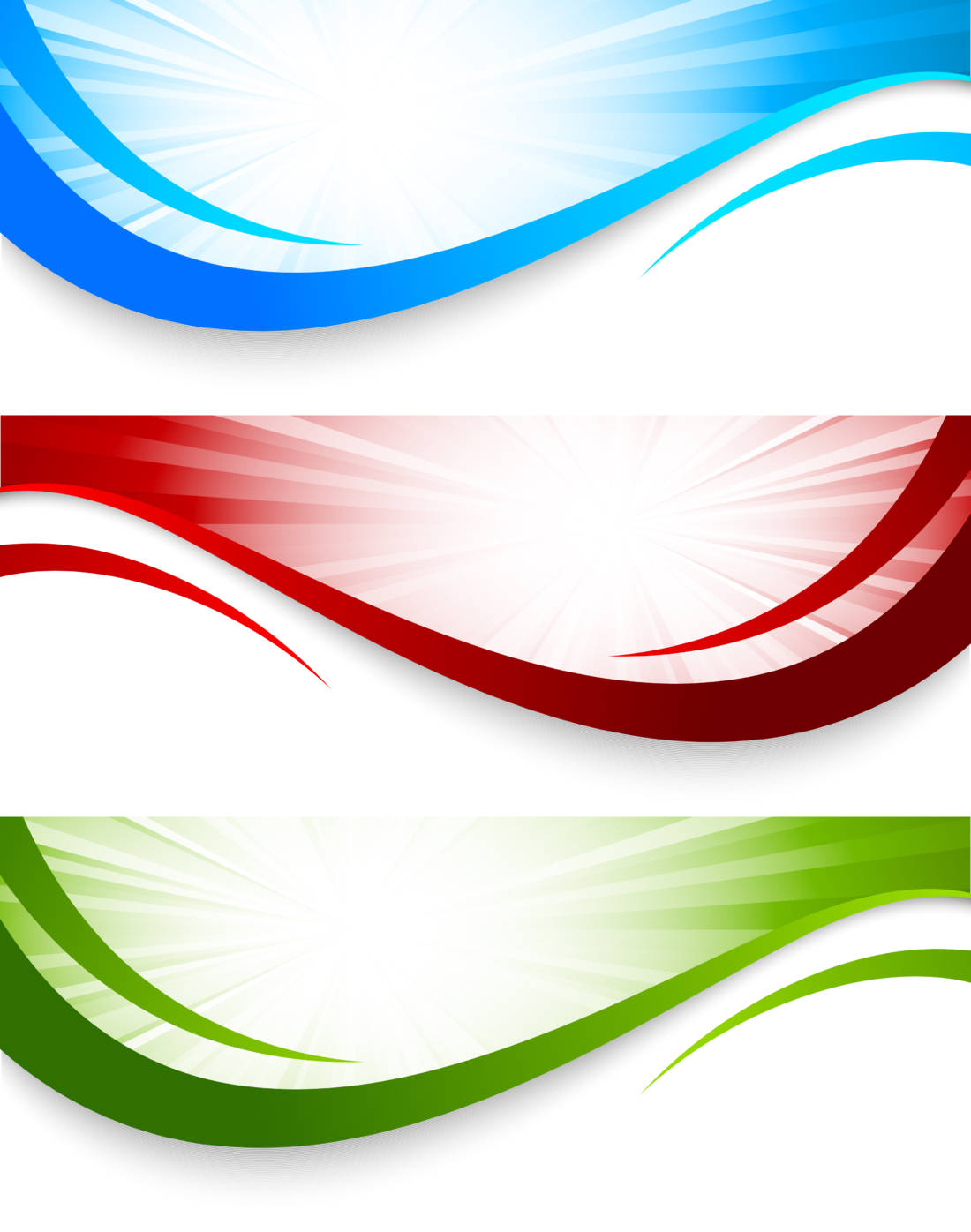 Awesome free vector banner images