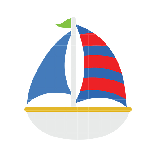 Sail Boat Clipart - Cliparts.co