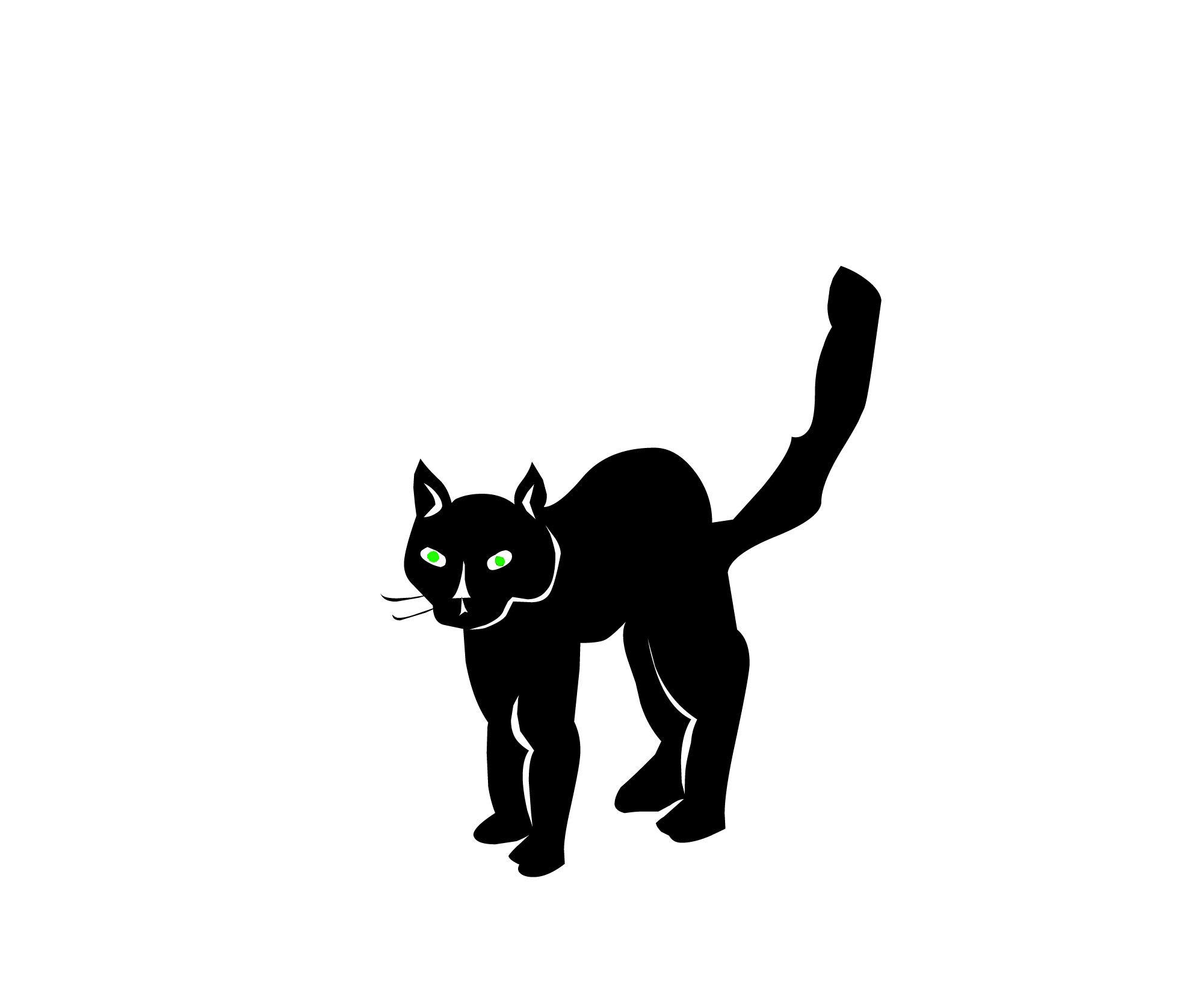 Halloween Photos | clipart black cat