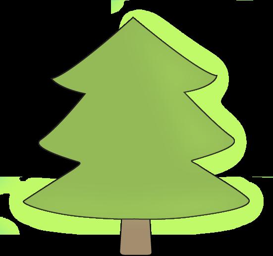 Pine Tree Clip Art - Pine Tree Image