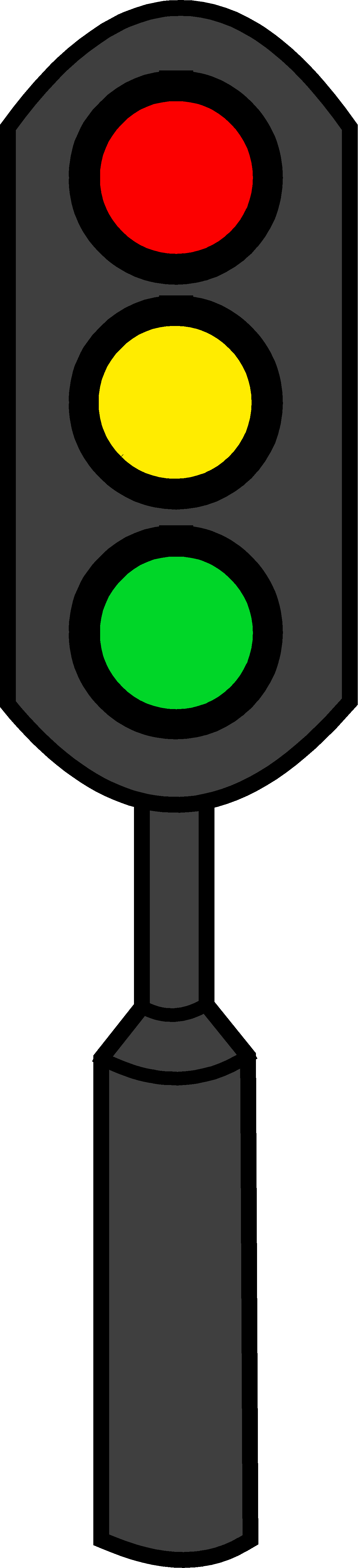 Traffic Light Clip Art - Free Clip Art