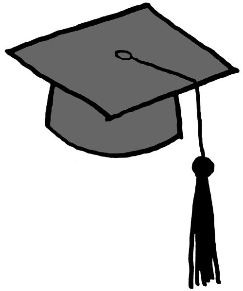 clipart graduation hat vector - photo #45