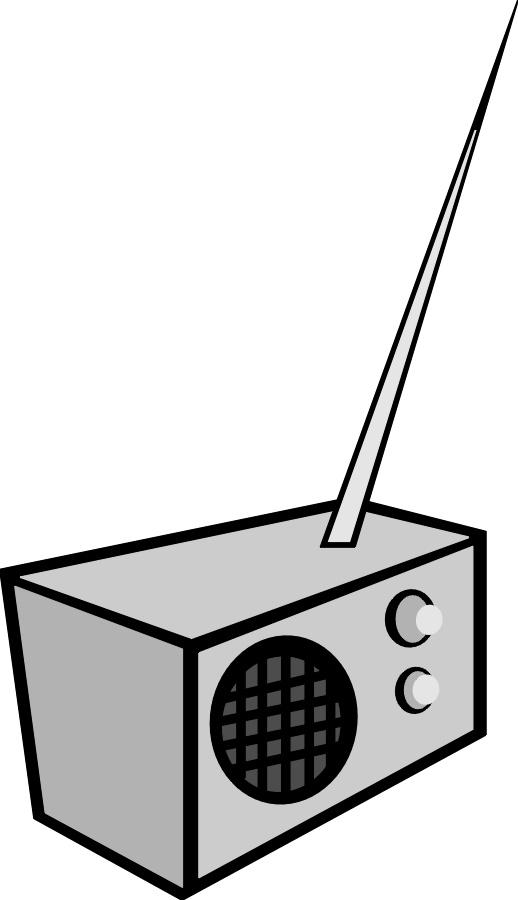 Clipart Radio - Cliparts.co - 50.0KB