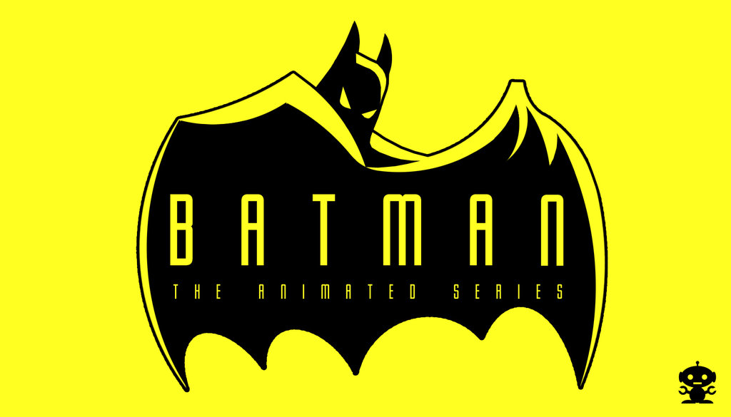 1993 Batman The Animated Series Title Logo by HappyBirthdayRoboto ...