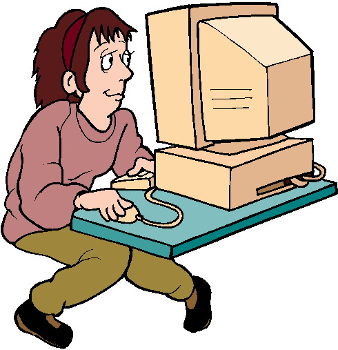 computer user clipart free - photo #15