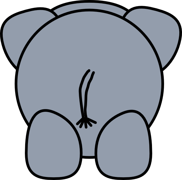 Picture Of Cartoon Elephant - ClipArt Best