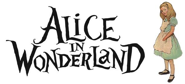 alice in wonderland disney clipart - photo #42