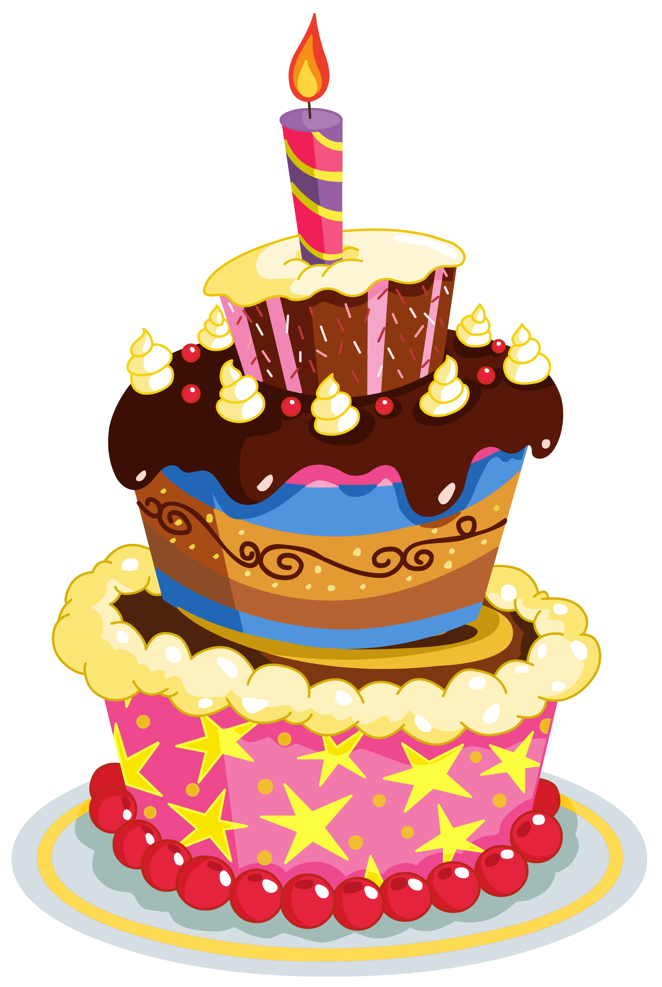 Image Birthday Cake - Cliparts.co