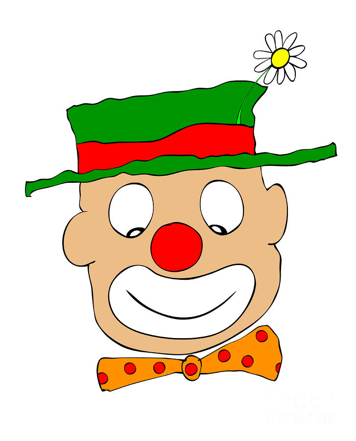 Happy Clown Images - Cliparts.co